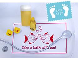 Alfombrilla de baño antideslizante Marvelmat DisfrutaBox