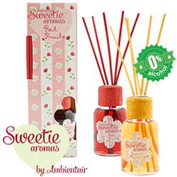 Mikado sweetie aromas Ambientair DisfrutaBox