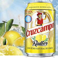 DisfrutaBox Sentidos Cruzcampo Radler