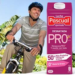Leche Pascual Pro 0 DisfrutaBox