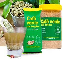 DisfrutaBox Cielo Sadiet Cafe Verde Jengibre