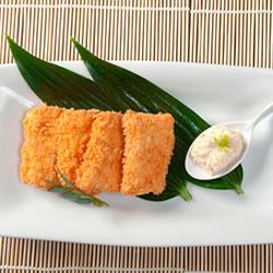 Receta Bocaditos de tofu con panko
