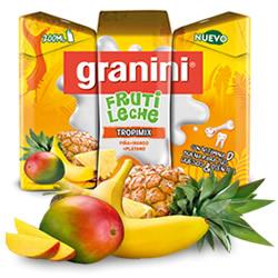 DisfrutaBox Retorno Granini Fruti Leche