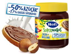DisfrutaBox Retorno Hero Supernanos Crema de Cacao