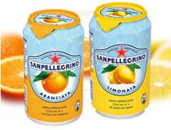 DisfrutaBox Volando Voy Sanpellegrino Fruit Limonata y Aranciata