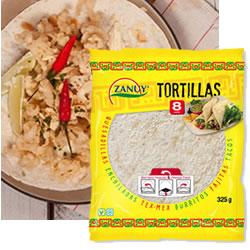 DisfrutaBox Volando Voy Zanuy Tortillas