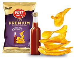 DisfrutaBox Volando Voy Frit Ravich Patatas Premium