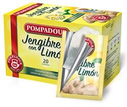 DisfrutaBox Gata Pompadour Jengibre con Limon