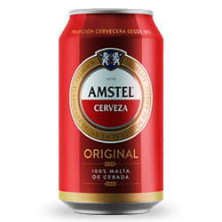 DisfrutaBox Accion Reaccion Cerveza Amstel Original