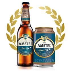 DisfrutaBox Al Calor del Hogar Amstel Oro 0,0