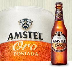 DisfrutaBox Para Comerte Amstel Oro