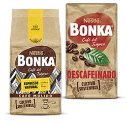 DisfrutaBox Dulce Molicie Bonka Descafeinado y Espresso Natural