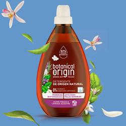 Detergente Lavanda 20D Botanical Origin en DisfrutaBox Mi casa mi reino