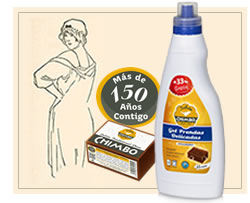 Jabon CHIMBO Gel prendas delicadas DisfrutaBox