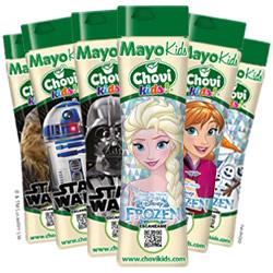 DisfrutaBox Al Desnudo Choví Kids Mayo