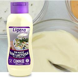 Salsa Ligera Coosur Bienestar Sin Huevo y Sin Lactosa