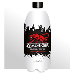 Disfrutabox Caspita Crazy Tiger