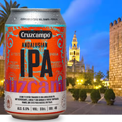Cruzcampo Andalusian IPA