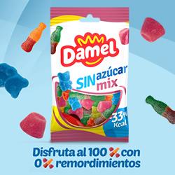 Damel Mix Sin Azúcar