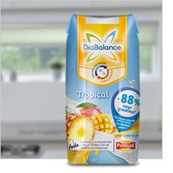 Disfruta Box La Vida es Bella Diabalance Galletas Avena y Bebida Tropical