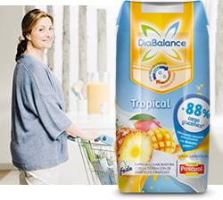 DisfrutaBox Moldes Diabalance Bebida Tropical