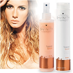 DisfrutaBox La Vida es Bella Divinity Proteccion Solar Tropical Splash