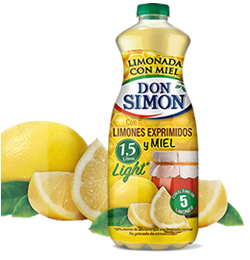 DisfrutaBox Oportunidad Don Simón Limonada con Miel