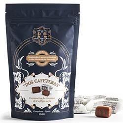 DisfrutaBox Dos Cafeteras Caramelo Gran Reserva
