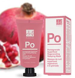 DisfrutaBox Sinfonia Nuevo Mundo Dr Botanicals Superfood Pomegrate
