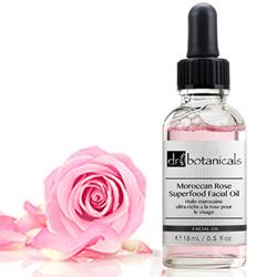 Moroccan Rose Superfood Facial Oil Dr Botanicals En DisfrutaBox Summer Love
