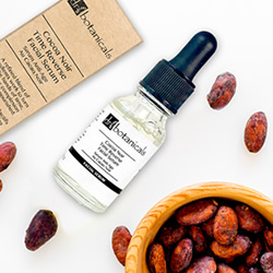 Cocoa Noir Time Reverse Facial Serum Dr. Botanicals en DisfrutaBox HOLI