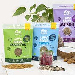 DisfrutaBox Lagrimas en la lluvia Love Seeds Ecocesta