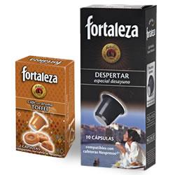 Cafe Despertar y Toffe Fortaleza DisfrutaBox