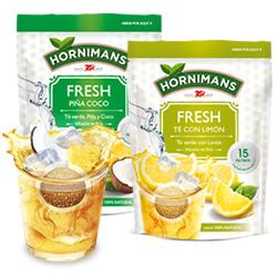 Hornimans Fresh Piña - Coco y Té con Limón DisfrutaBox