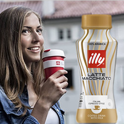 DisfrutaBox Manumision Illy Latte Macchiato