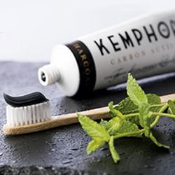 Kemphor 1918 Charcoal dentífrico