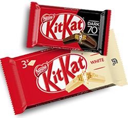 DisfrutaBox DisfrutaFun KitKat Blanco y Dark 70