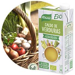 Caldo Eco de Verduras
