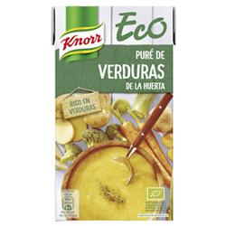 DisfrutaBox Lagrimas en la lluvia Pure Ecologico Verduras de la Huerta Knorr