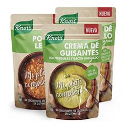 DisfrutaBox Al Calor del Hogar Knorr Mi plato completo