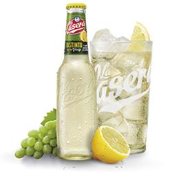 Gaseosa con un Toque de Limón Natural