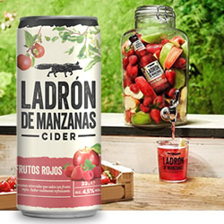 DisfrutaBox Efecto Mariposa Ladrón de Manzanas Frutos Rojos