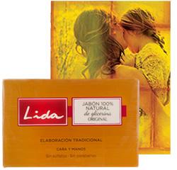 DisfrutaBox Sostener Lida Jabon Natural Glicerina