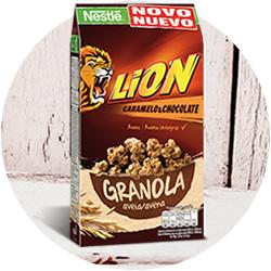 DisfrutaBox Mediterranea Cereales Lion