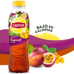 Lipton Tropical en DisfrutaBox Nomeolvides