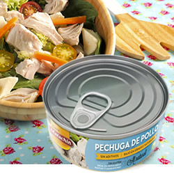DisfrutaBox Al Desnudo Pollo Natural Matachin