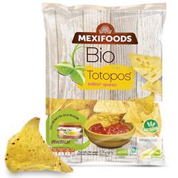 DisfrutaBox Al Densudo Totopos Mexifoods