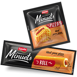 Minuets Roll y Minuets Pizza en DisfrutaBox Nomeolvides
