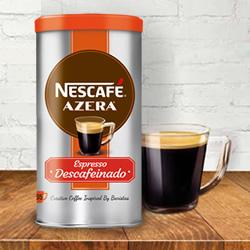 DisfrutaBox DisfrutaFun Nescafé Azera Descafeinado