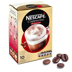 DisfrutaBox Nescafe Capuccino Descafeinado